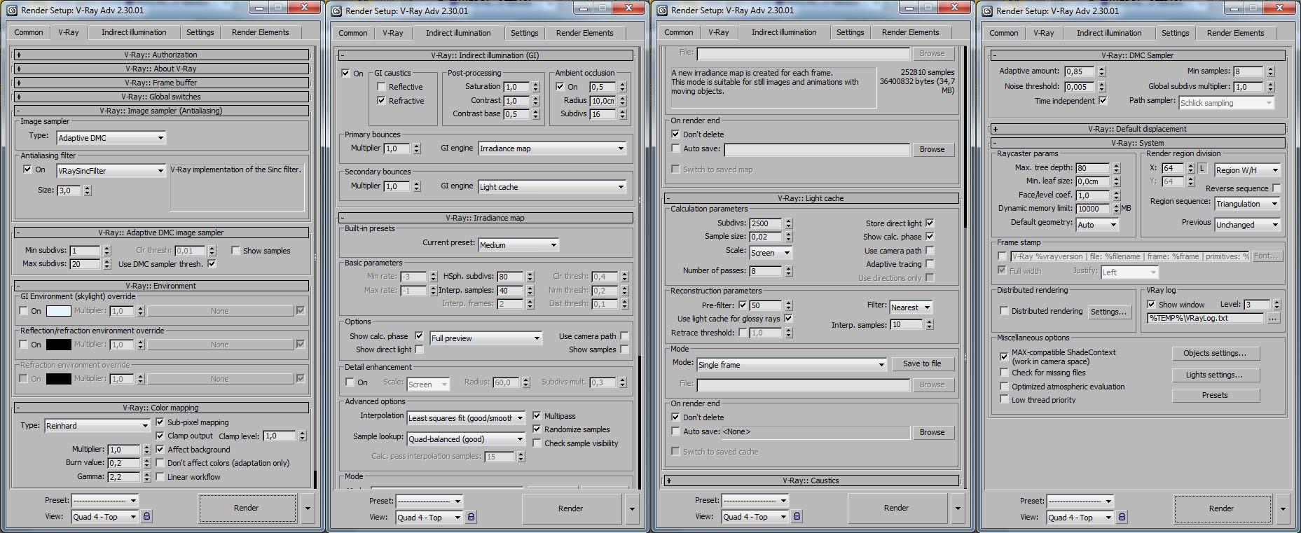 making-of-ssh-20-render-setup