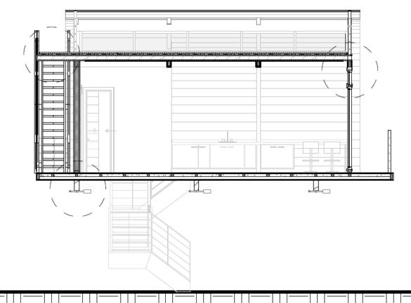 O projeto executivo de uma Casa na Árvore